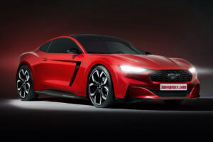 2022 Ford Mustang Hybrid – Redesign